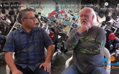 Born and Raised Spotlight: Kennedys Custom Cycles
