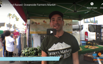 Born and Raised: Oceanside Farmers Market